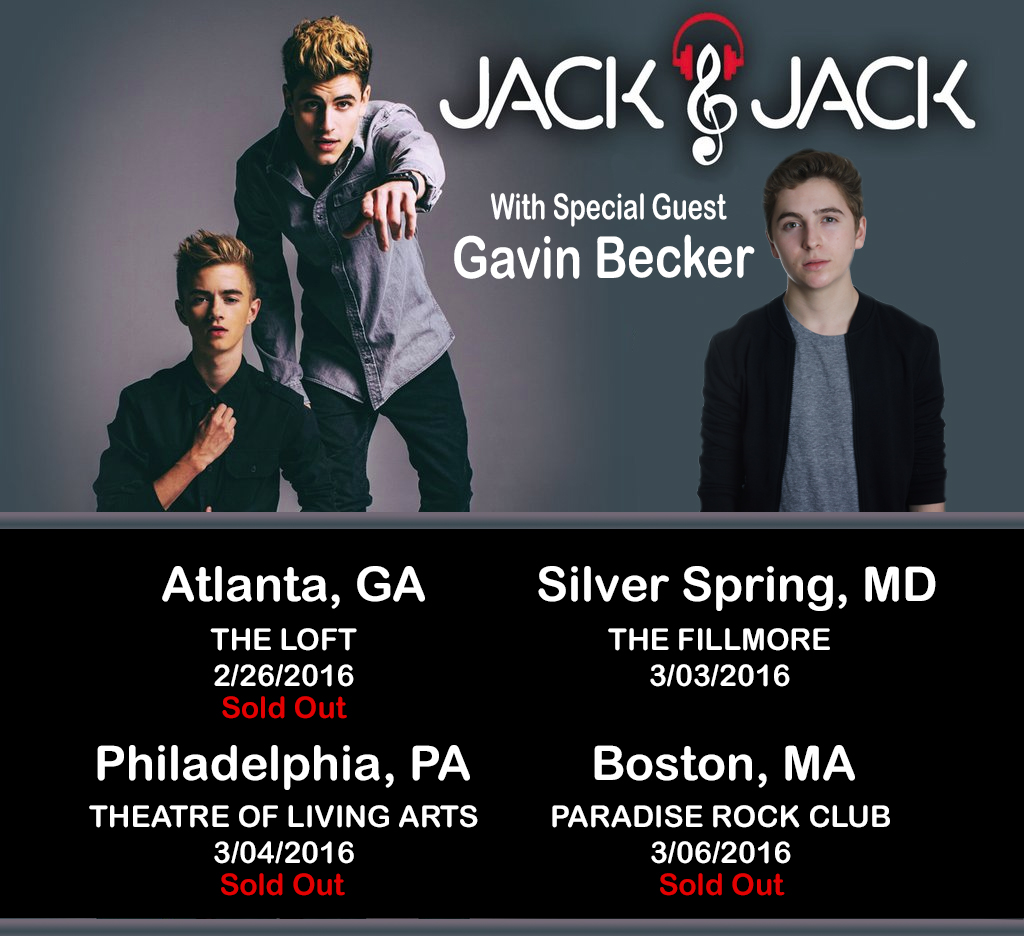 jack and jack posted